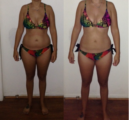 12 week client transformation