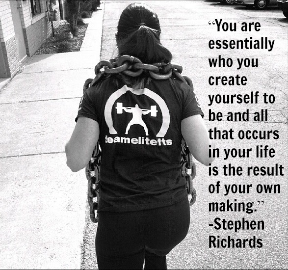 stephen richards motivation quote